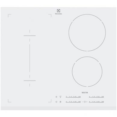 Indukcinė kaitlentė Electrolux EHI6540FWP