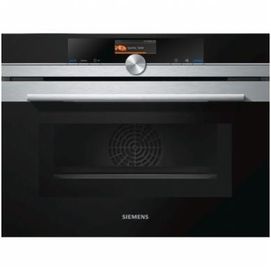 Orkaitė Siemens CM656GBS1