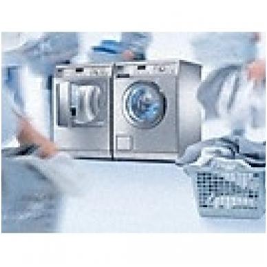 Profesionali skalbimo mašina Miele PW 5065 EL LP