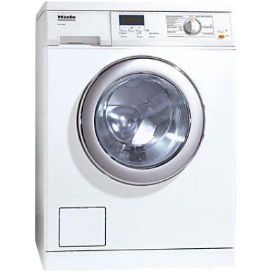 Profesionali skalbimo mašina Miele PW 5065 EL LP balta
