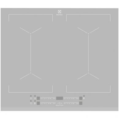 Indukcinė kaitlentė Electrolux EIV64440BS