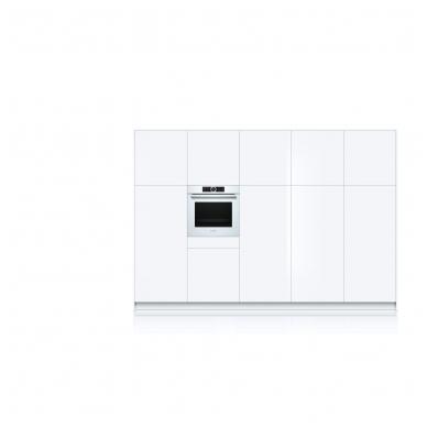 Orkaitė Bosch  HBG675BW1